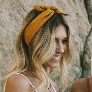 Linen Headband